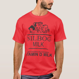 NILBOG Milk Shirt (Special Red Label Edition)