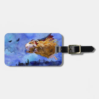 Nile the Vampire Luggage Tag