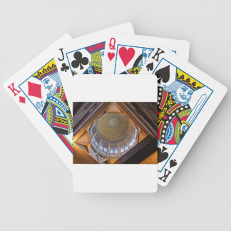 Nilometer Final Bicycle Playing Cards