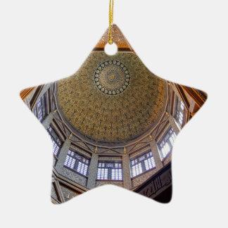 Nilometer Final Ceramic Ornament