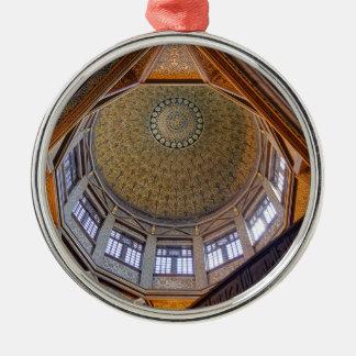 Nilometer Final Metal Ornament