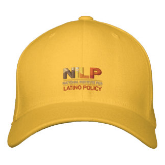 NiLP Embroidered Hat