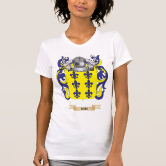 Nin Coat of Arms (Family Crest) Shirt
