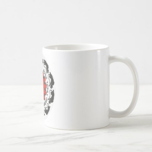 NIN KURO TORA - RIO DE JANEIRO COFFEE MUG