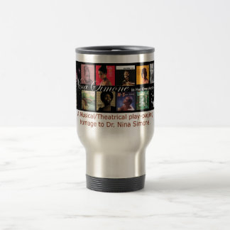 Nina Simone: In Her Own Words Travel Mug