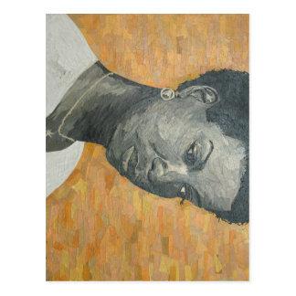 Nina Simone Postcard