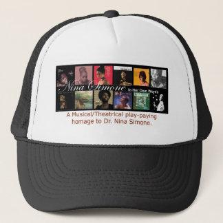 Nina Simone -The Legacy Lives Trucker Hat
