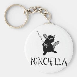 Ninchilla Keychain