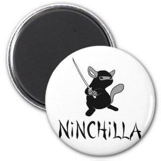 NinChilla Magnet
