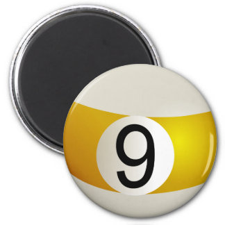 Nine Ball Magnet