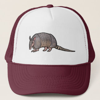 Nine Banded Armadillo Trucker Hat