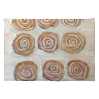 Nine Buns One Maple Bar Placemat