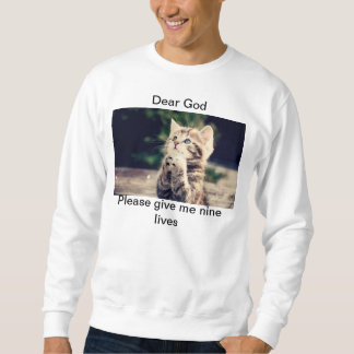 Nine Lives Long Sleeve Tee