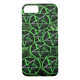 Nine of Pentacles Tarot Card iPhone 7 Case