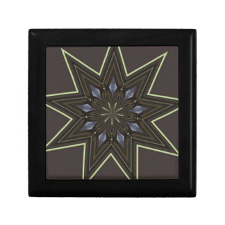 Nine Pointed Star Gift Box