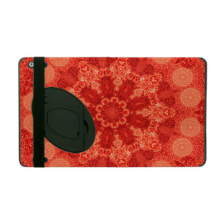 Ninefold Passion Star Mandala iPad Folio Cover