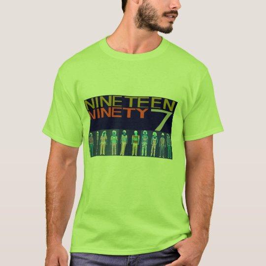 Nineteen Ninety Seven , inverted group image T-Shirt