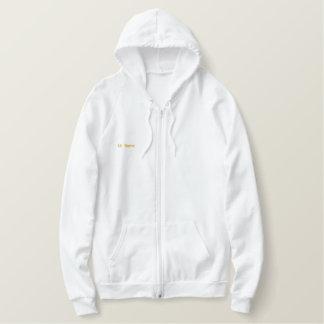 Nineteenth hole embroidered hoodie