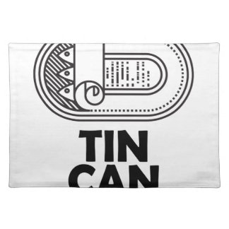 Nineteenth January - Tin Can Day Placemat
