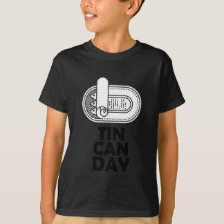 Nineteenth January - Tin Can Day T-Shirt