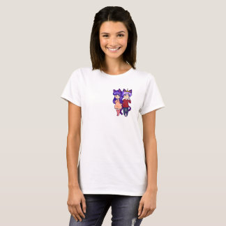Nini + Nicko Logo Womens T-Shirt