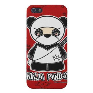 Ninija Panda! Ninja iPhone 4 Case Red
