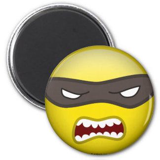 Ninja 2 Inch Round Magnet