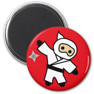 ninja 5 2 inch round magnet