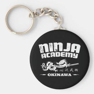 Ninja Academy Okinawa Kill Bill Keychain
