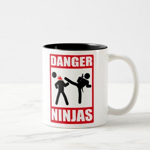 Ninja Academy Okinawa Kill Bill Coffee Mugs