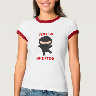 ninja auditor shirts