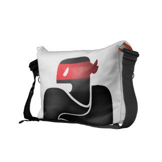 Ninja Bag Courier Bag