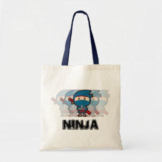 Ninja Boy Tote Bag