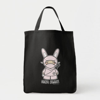 Ninja Bunny! Tote Bag