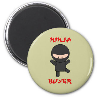 ninja buyer 2 inch round magnet