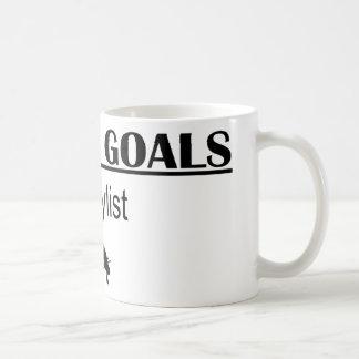 Ninja Career Goals - Hair Stylist Coffee Mug