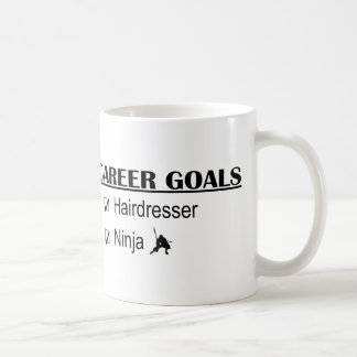 Ninja Career Goals - Hairdresser Coffee Mug