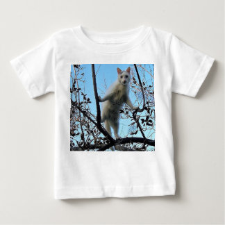 Ninja Cat Baby T-Shirt
