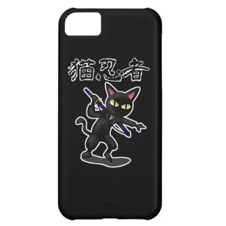Ninja Cat Cover For iPhone 5C