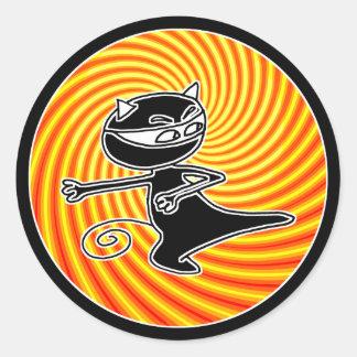 Ninja Cat Seal