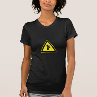 Ninja Caution T-Shirt