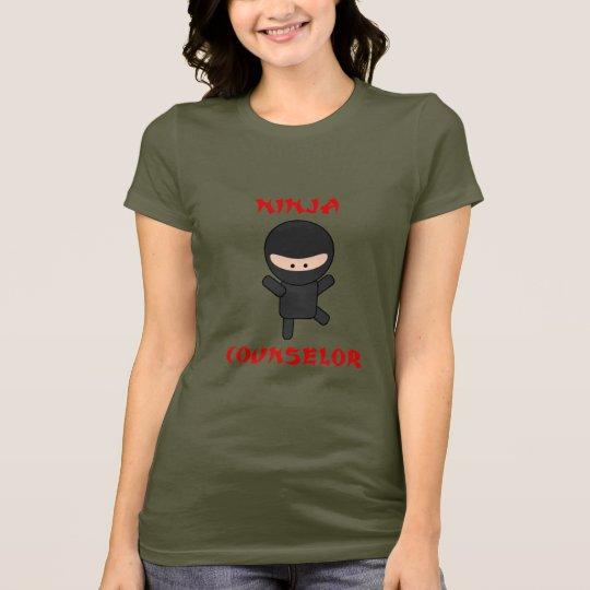 ninja counsellor T-Shirt