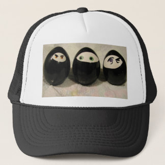 Ninja Eggs Trucker Hat