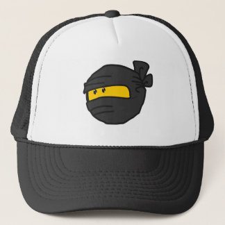 Ninja Emoji Trucker Hat