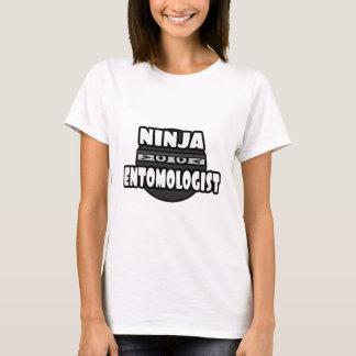 Ninja Entomologist T-Shirt