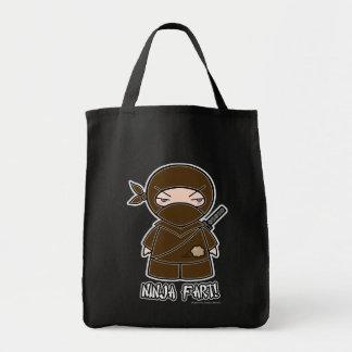 Ninja Fart! Tote Bag