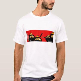 ninja fish 4 T-Shirt