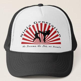Ninja Generation Truckers Hat