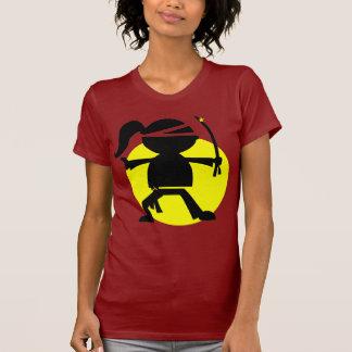 Ninja Girl Shirts
