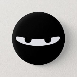 Ninja Glare! 2 Inch Round Button